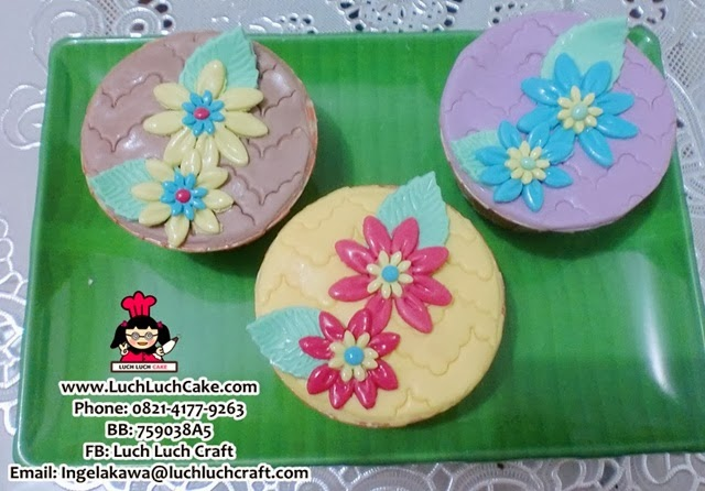 cupcake murah fondant
