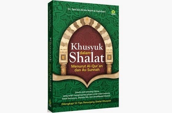 Khusyuk dalam Shalat