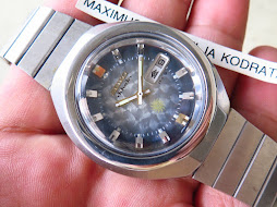 SEIKO ADVAN BLUE GRADATION DIAL - AUTOMATIC 6106 7670