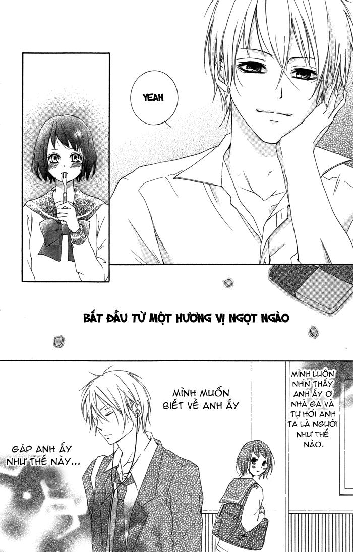 Kanojo ga Kare ni Ochiru Riyuu chap 2 - Trang 16
