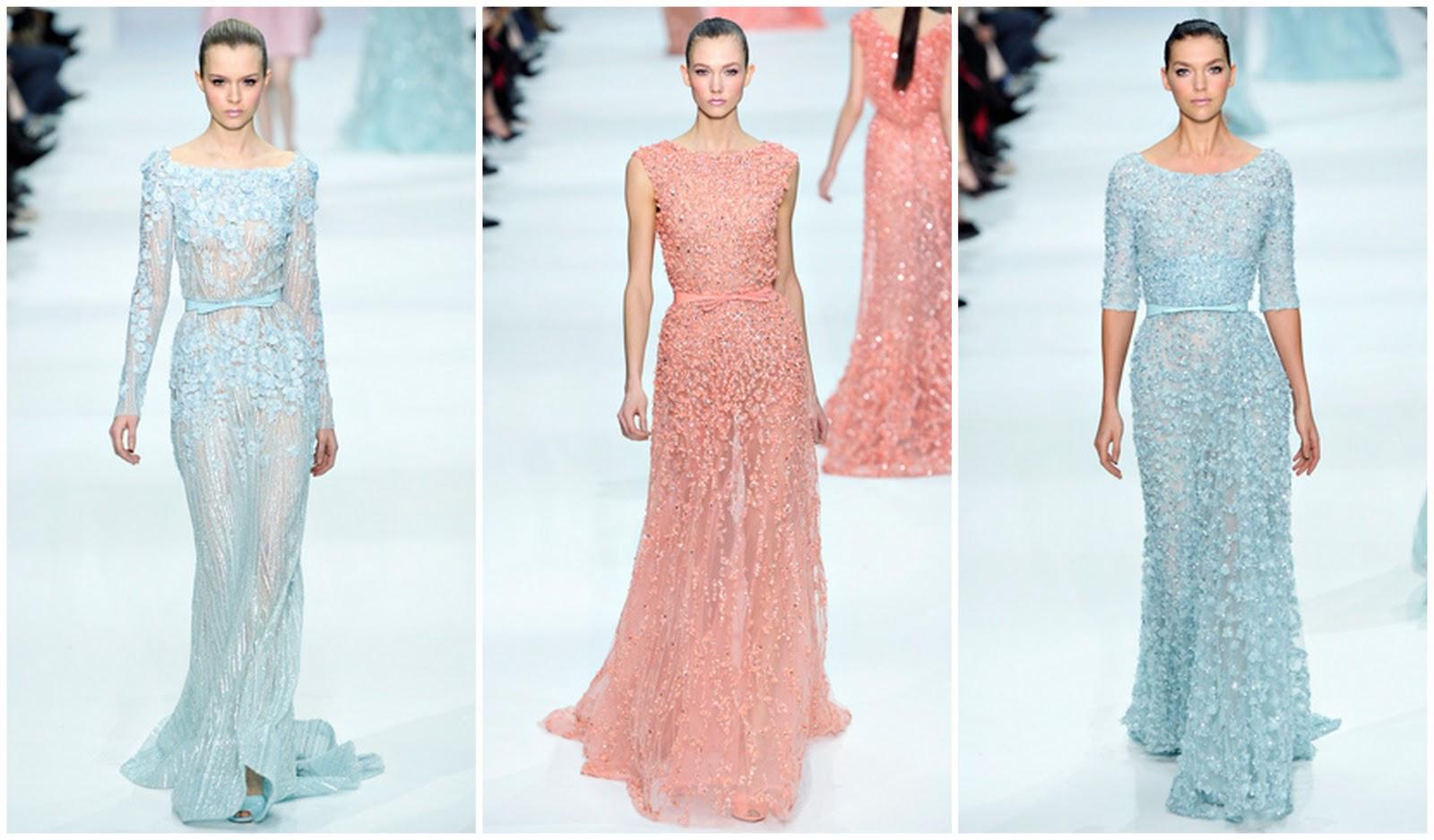 style rhapsody : Elie Saab (o cómo crear un vestido perfecto).