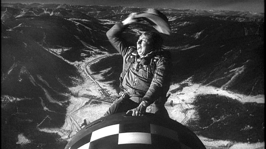 Dr. Fantástico 1964 Filme Bluray BRRip completo Torrent