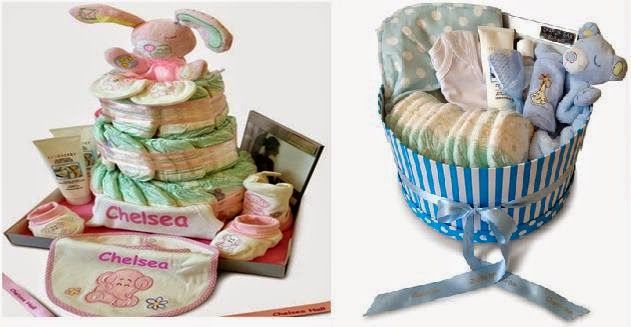 Personalised Gift Baskets For Baby Products