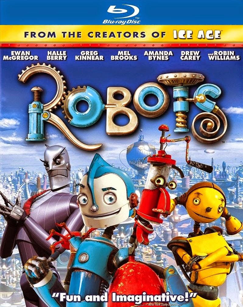 ดูการ์ตูน Robots โรบอทส์