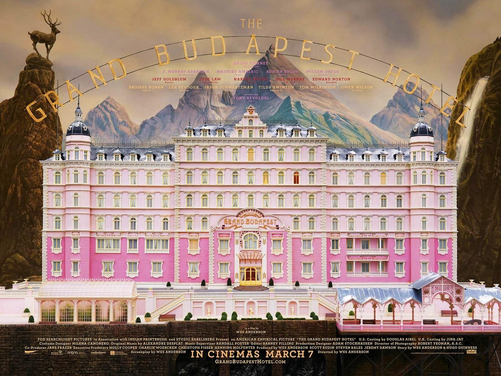Frases de la película The Grand Budapest Hotel