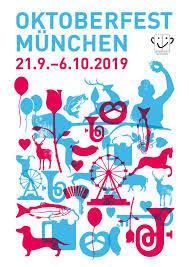Official Oktoberfest Logo for 2019