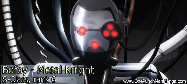 Bofoy - Metal kkight one punch man