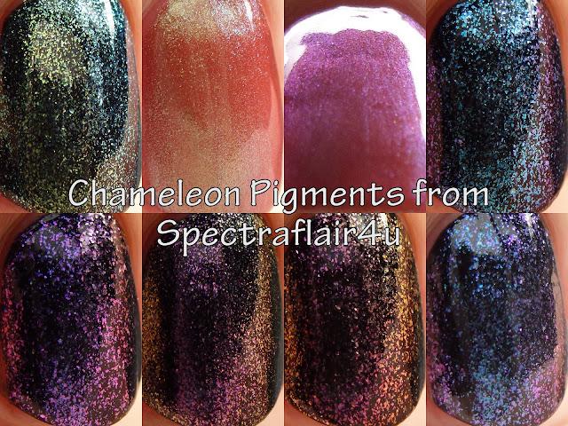 Spectraflair4u Chameleon Pigments
