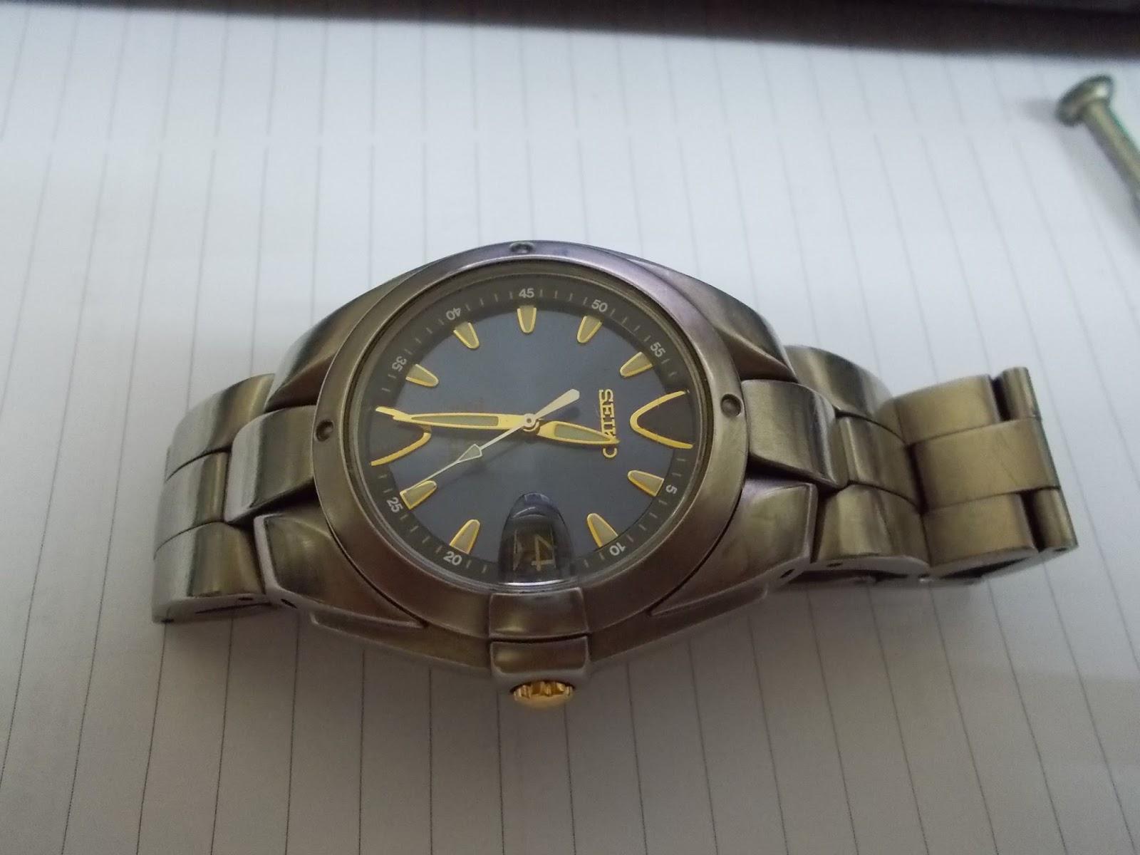 Seiko Perpetual Calendar Vintage : Vintage watches seiko titanium perpetual calendar rm