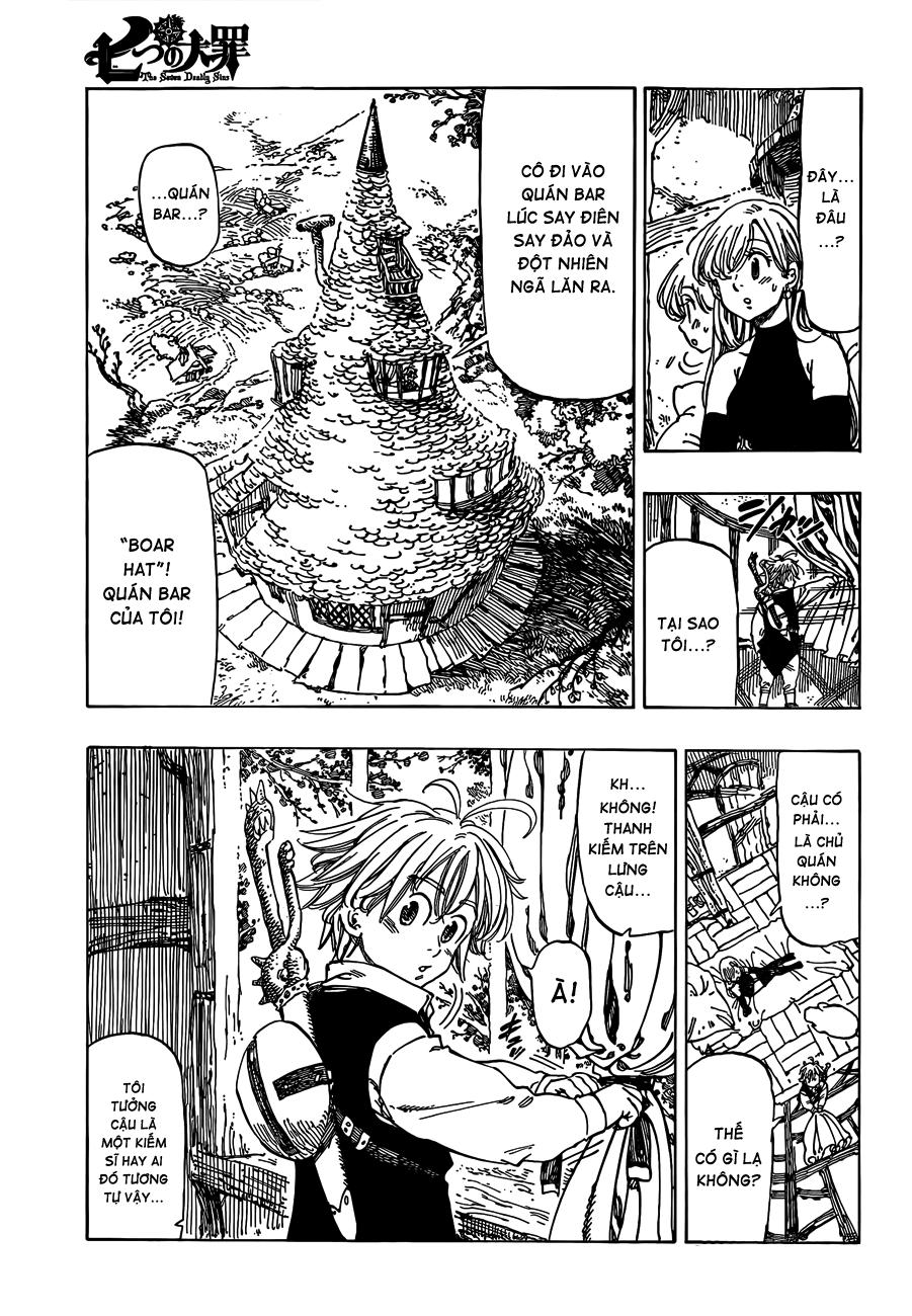 Nanatsu no Taizai - Thất Hình Đại Tội chap 1 page 18 - IZTruyenTranh.com