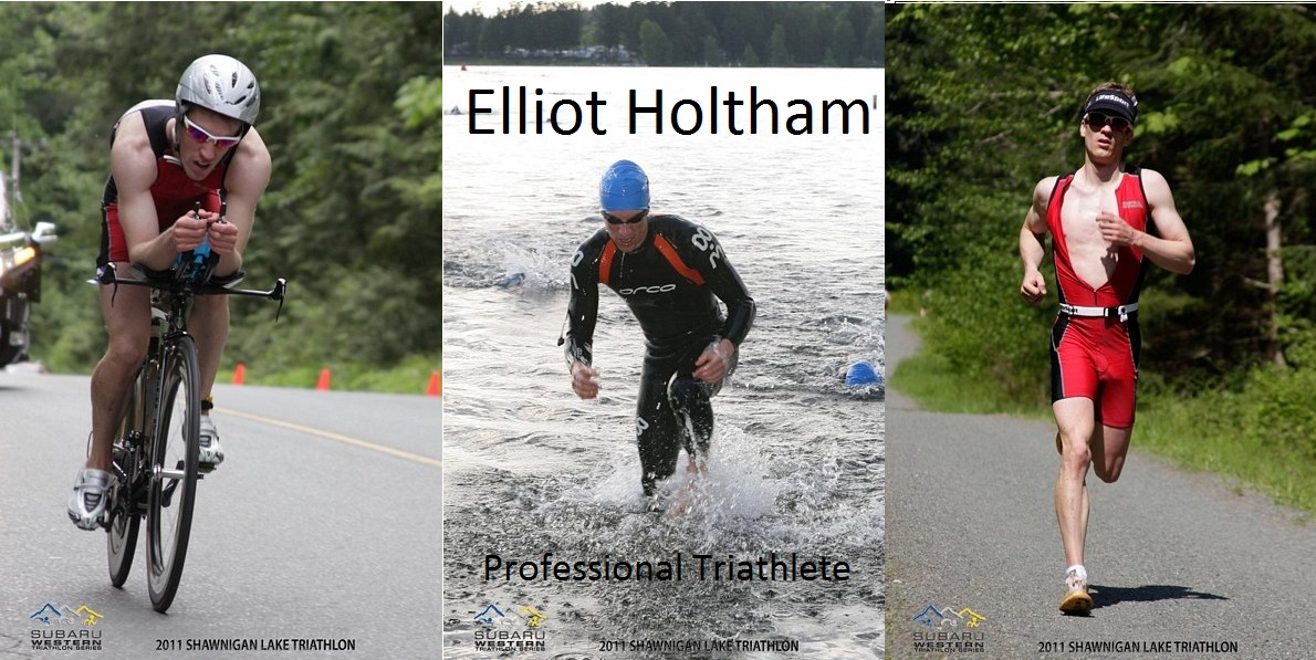 Elliot Holtham - Triathlete
