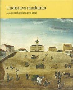 Uudistuva maakunta. Satakunnan historia osa VI (1750-1869)
