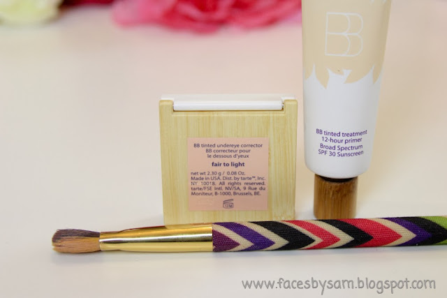 Tarte BB Concealer and Treatment Primer