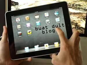 buat duit online,buat duit dengan blog,bisnes tanpa modal