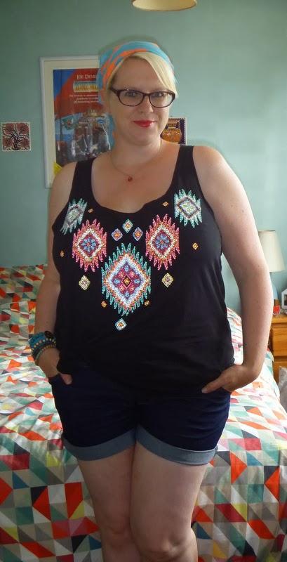 Body Confidence Week January 2014 Day 2 Natty Nikki Plus Size Blogger