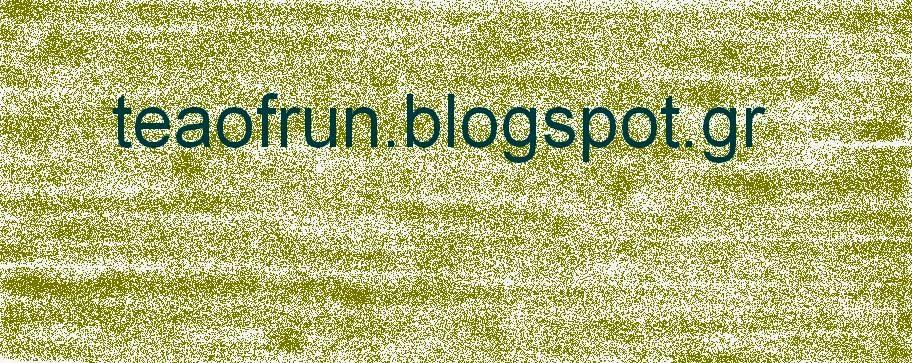 Tea Of Run