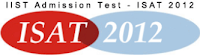 IIST ISAT Notification Eligibility Forms