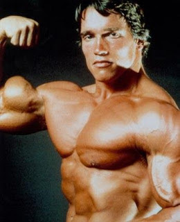Arnold Schwarzenegger nutrition