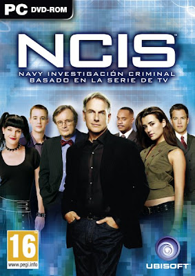 NCIS The Game pc