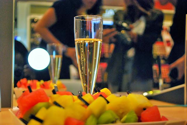 Cocktail d'accueil Pro's & Co Cosmétiques