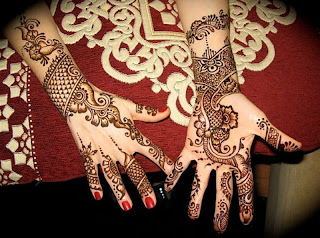 Bridal Beautiful Mehndi Design