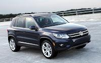 Volkswagen tests Tiguan