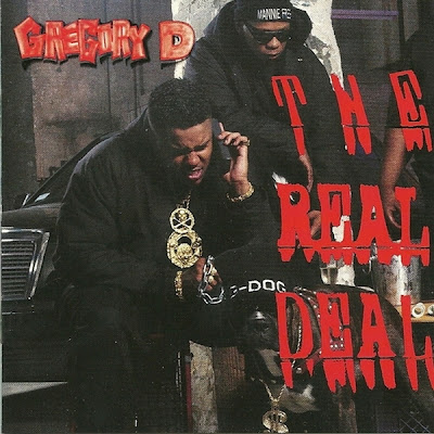 Gregory D – The Real Deal (CD) (1992) (320 kbps)