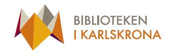 Biblioteken i Karlskrona