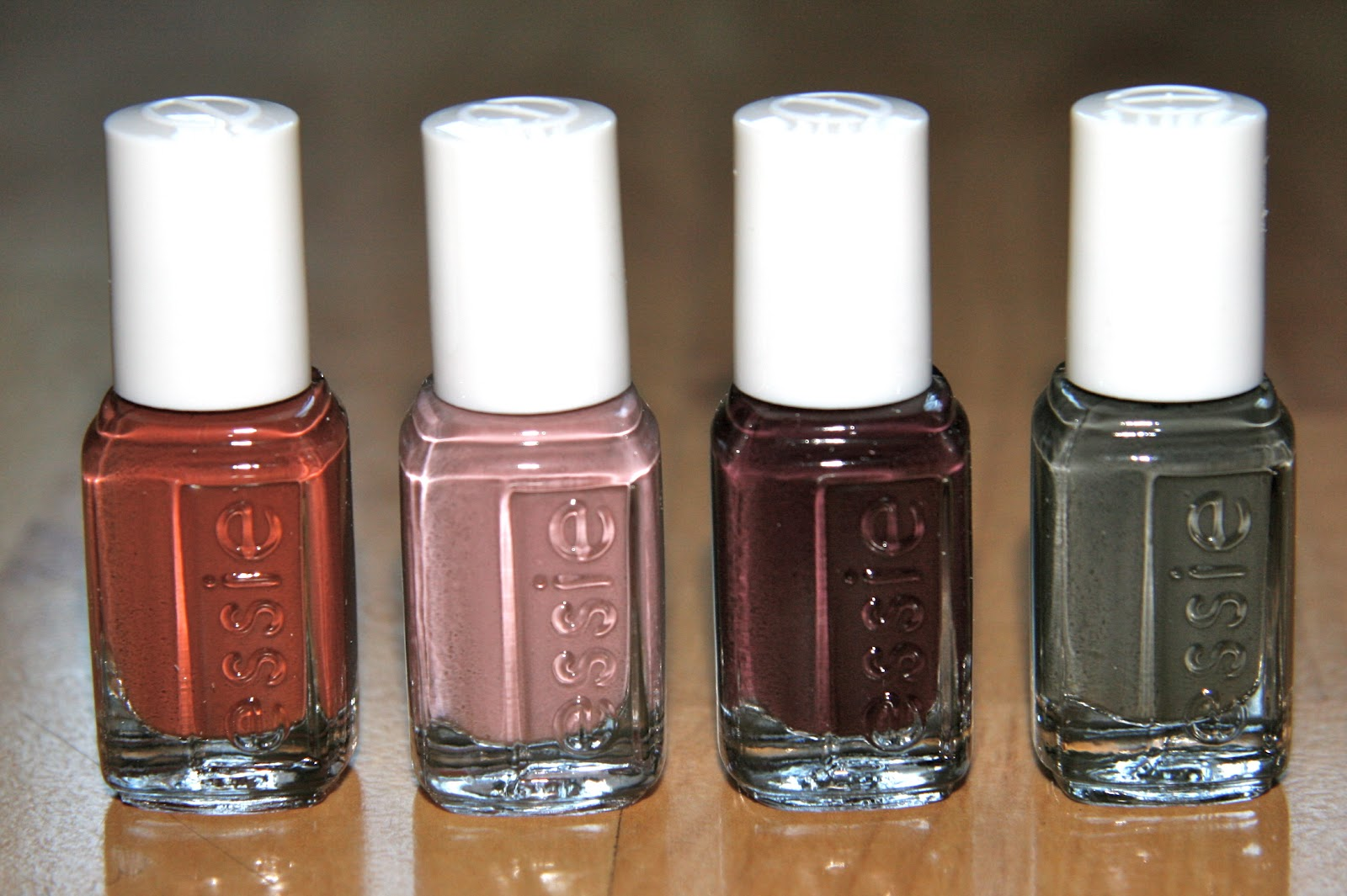 ElectroCat: Essie Spring and Fall Minis