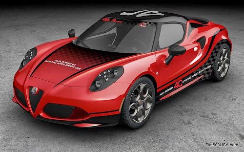 Alfa Romeo 4C WTCC