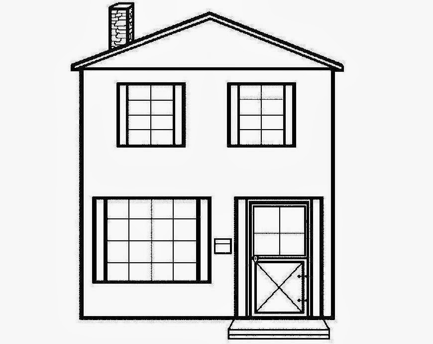 Small house drawing images galleries for Draw your house