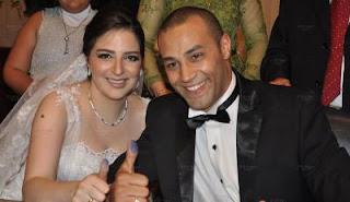 حفل زفاف علاء الشربينى