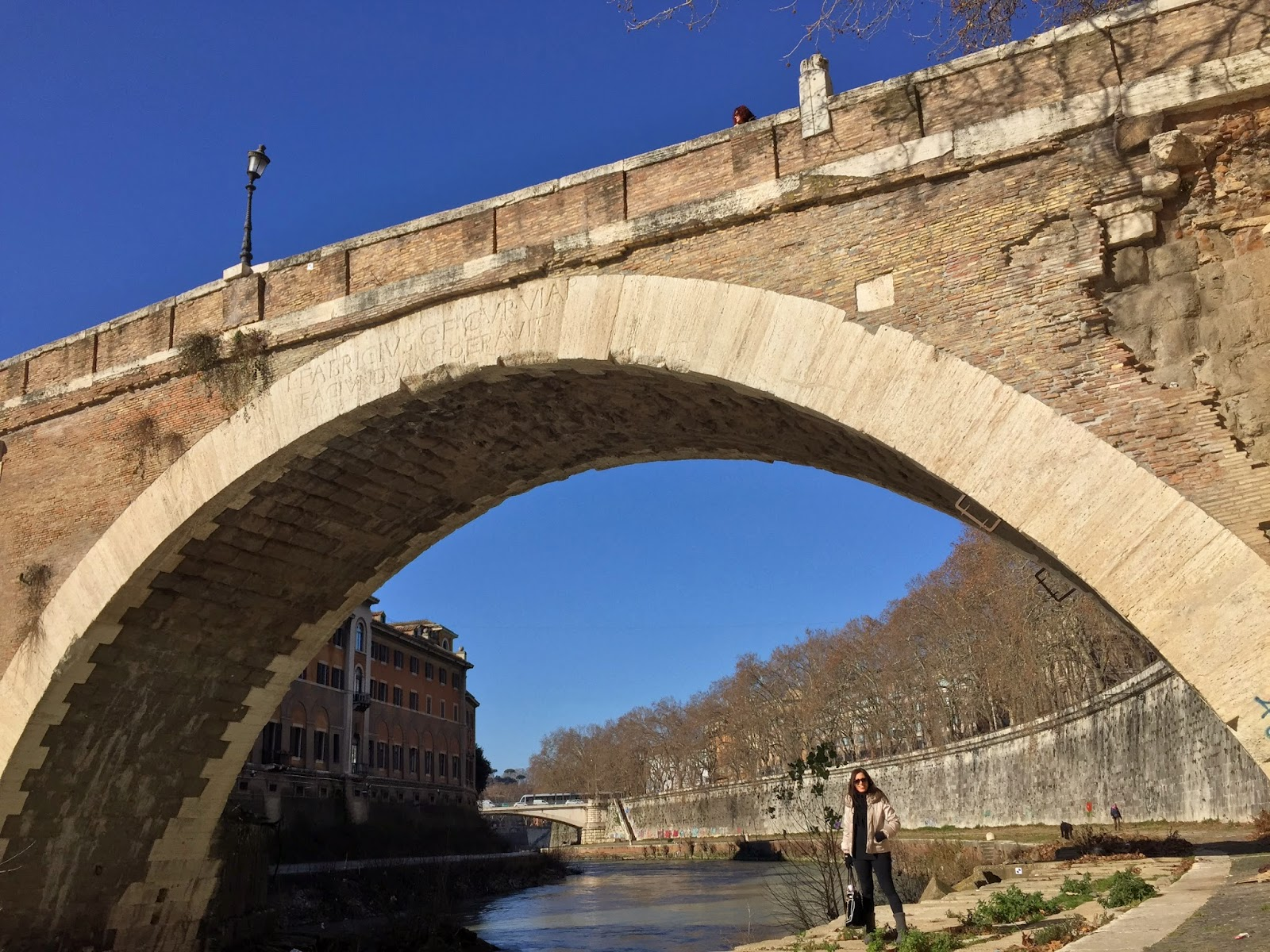 Un 39 archeologa su marte e 39 quello di fabricio il ponte pi for Disegni di ponte a 2 livelli