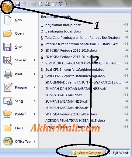 Word 2007 tidak bisa menampilkan gambar saat di Print, Text Box Office Tidak Kelihatan di Print Preview Word 2010 dan 2007, Inserted Graphics Not Displayed in The Word Document, Gambar tidak Muncul saat di-Print
