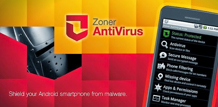 Zoner anti virus