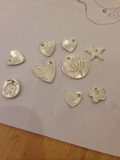 how to use silver clay, jewelry, tutorial, ideas