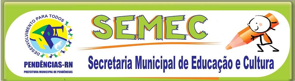 Secretaria Municipal de Educação, Cultura e Esportes - Pendências/RN