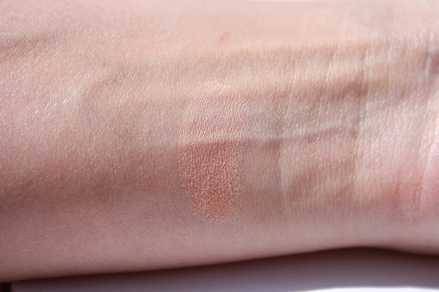 MAC Wash and Dry Swatches