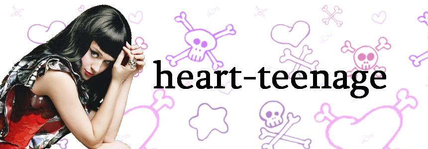 heart teenage