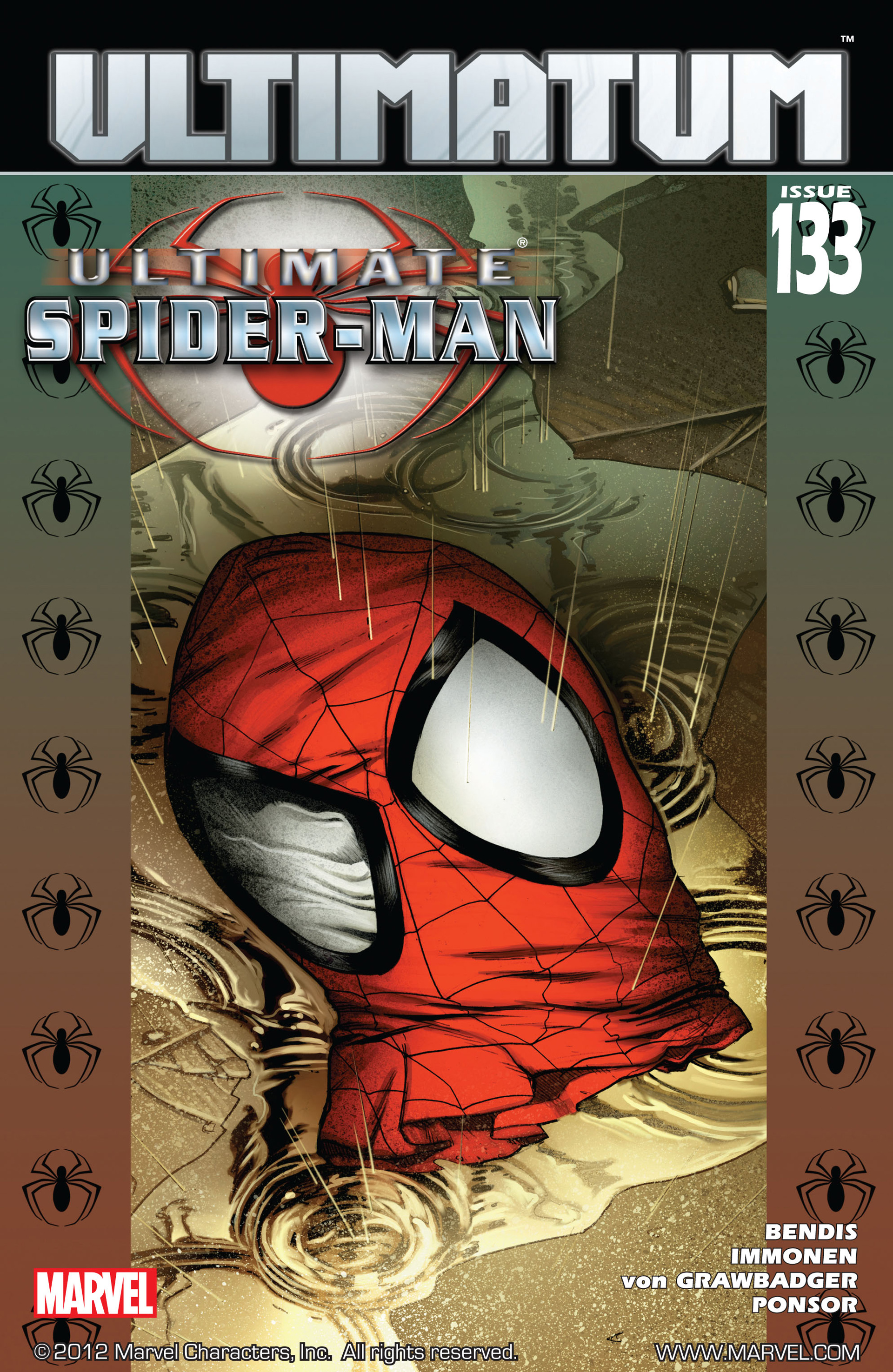 Ultimate Spider-Man (2000) Issue #133 #137 - English 1