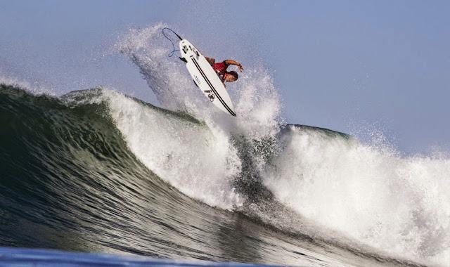 Hurley Pro Trestles 2014 Slater