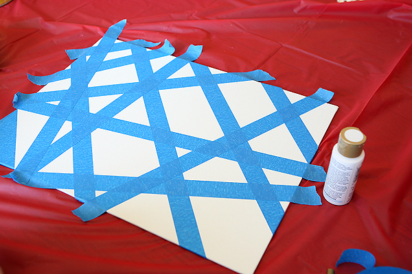 painter 39 s tape art design dazzle