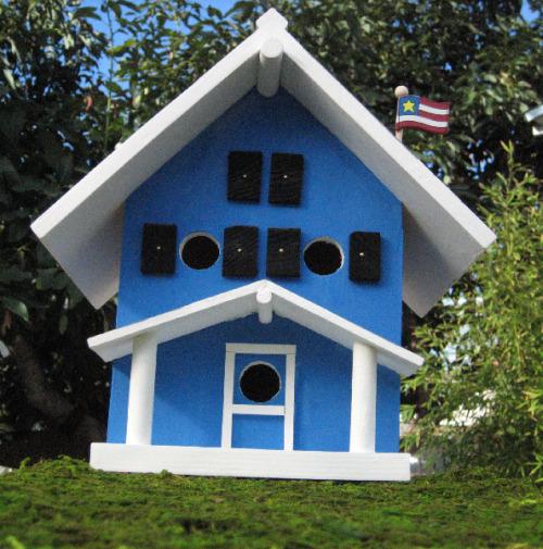 Garden center ejea el blog de la jardiner a casas de - Casa para pajaros ...