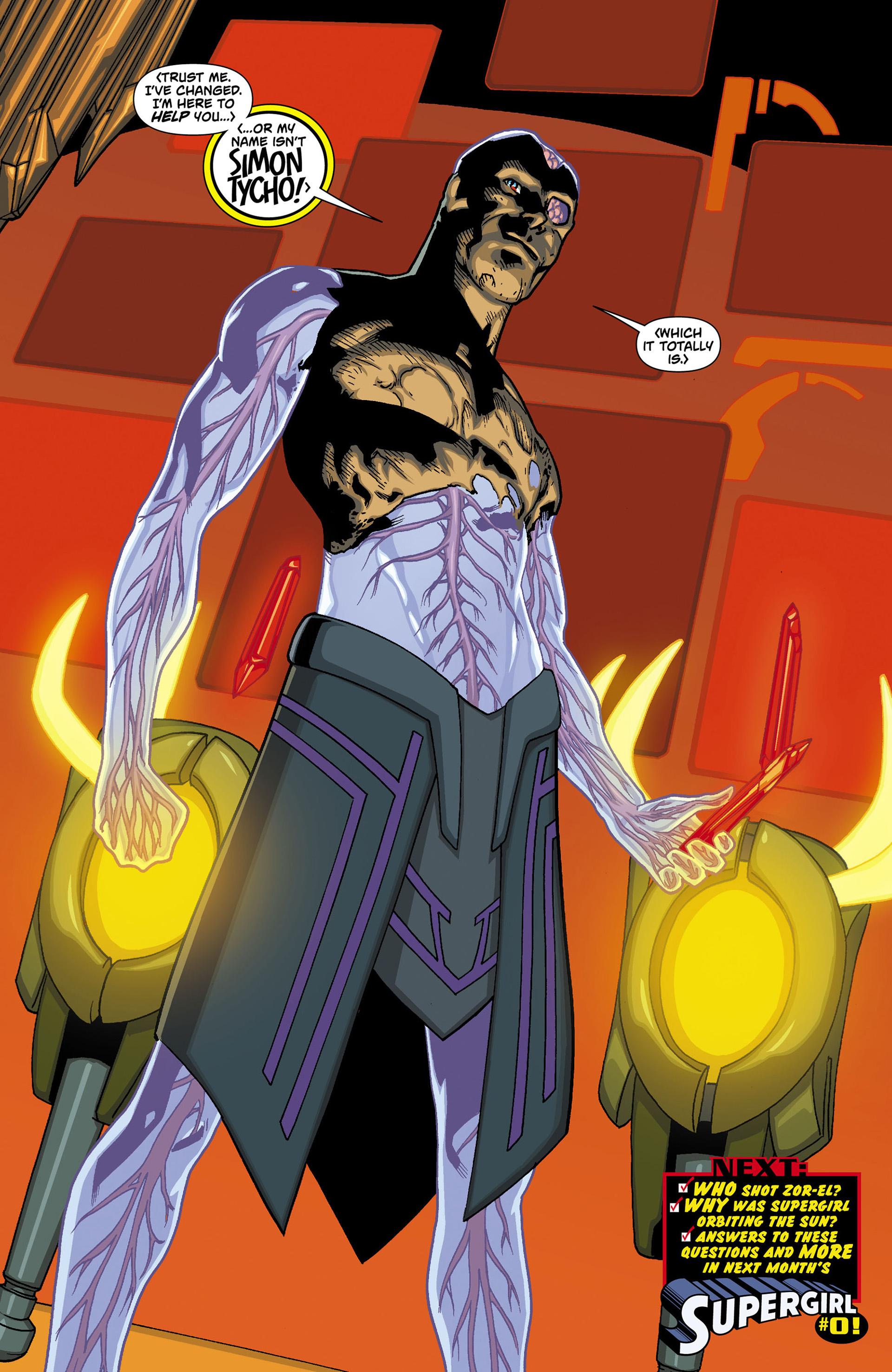 Supergirl (2011) Issue #12 #14 - English 21