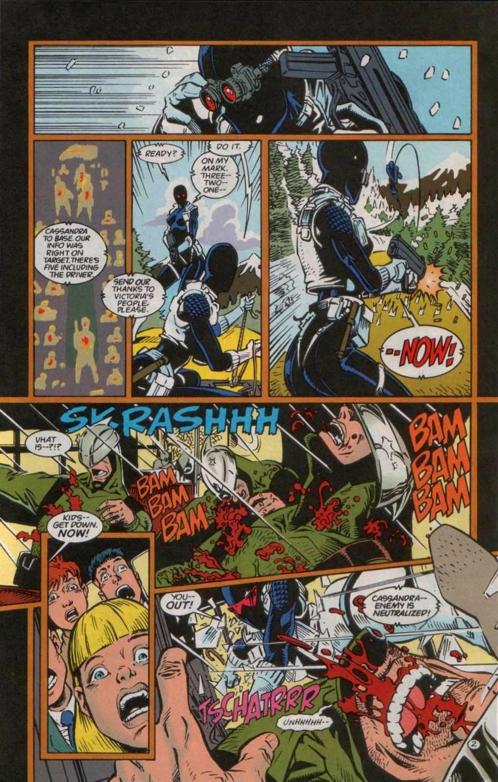Deathstroke (1991) Issue #55 #60 - English 3