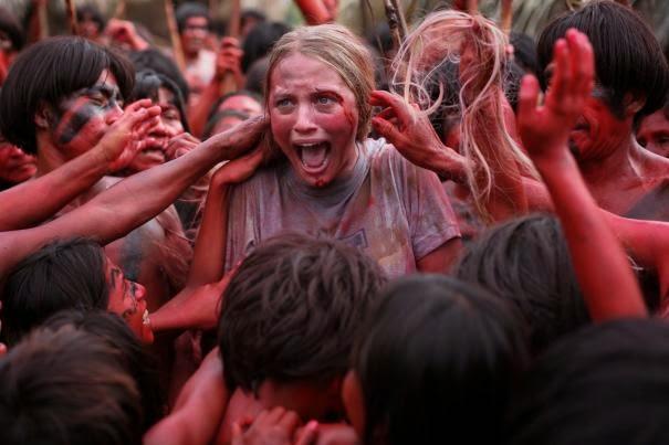 Nuevo y sangriento vídeo de 'The Green Inferno'