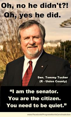 Senator Tommy Tucker