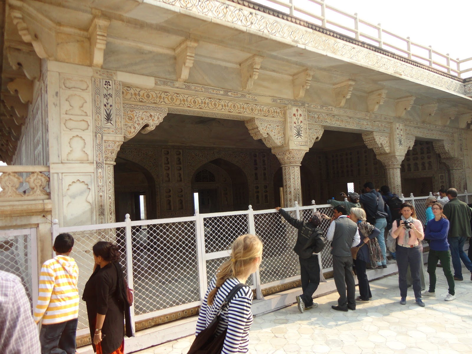 Shah Jahan Jail at Agra Fort Agra