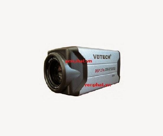 Lắp đặt Camera Vdtech VDT-126ZD
