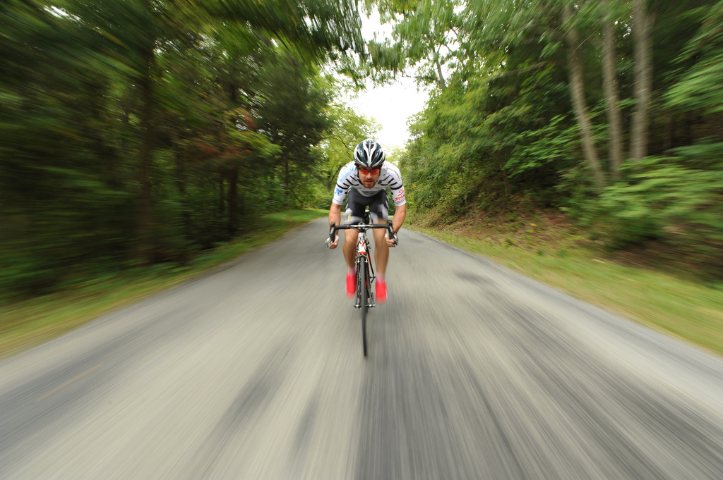 Training series for triathlon bike
